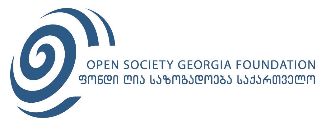 Fondation Open Society Géorgie